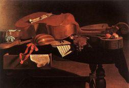 800px-Baschenis_-_Musical_Instruments