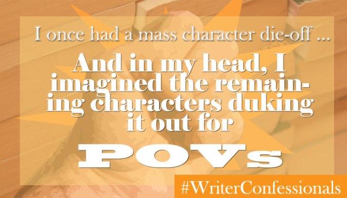 Writer Confessionals