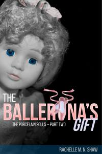 """""""The Ballerina's Gift"""" by Rachelle M. N. Shaw cover"""