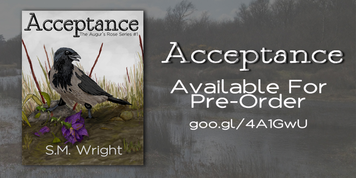 Acceptance available for pre-order at Amazon, goo.gl/4A1GwU.