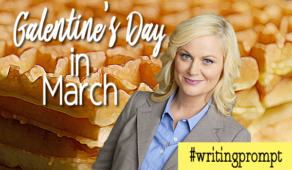 In the spirit of Leslie Knope, our Patron Saint of Waffles, throw a Galentine's Day celebration. It might not be Feb. 13, but this is the perfect opportunity to explore your fictional women's relationships.
