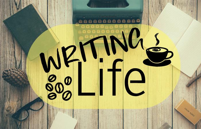 Writing Life Header
