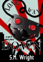Long Way Down: A Sci-fi Short Story cover