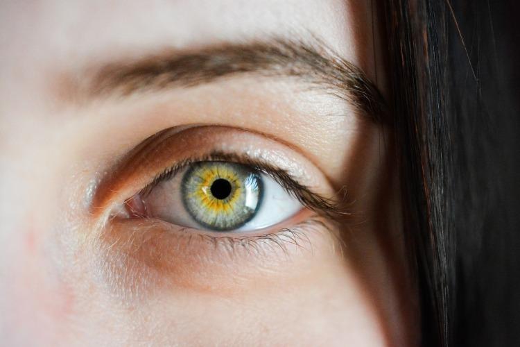 Character eye