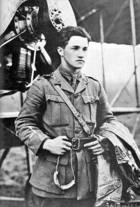 British Flying Ace Albert Ball