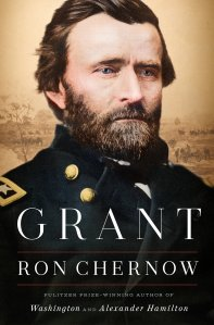 Grant by Ron Chernow cover