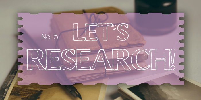 Let's Research Header 5